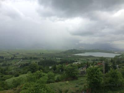 Panorama z Libohovej