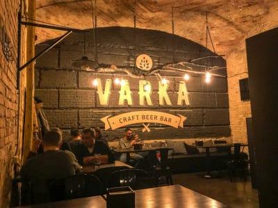 Pub Varka we Lwowie