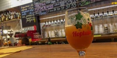 Pub Czowen we Lwowie. jeden z najlepszych w mieście lokali z kraftowym piwem.