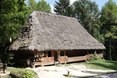 Chata w Gaju Szewczenki
