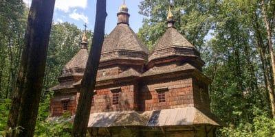 Kościół w Gaju Szewczenki we Lwowie
