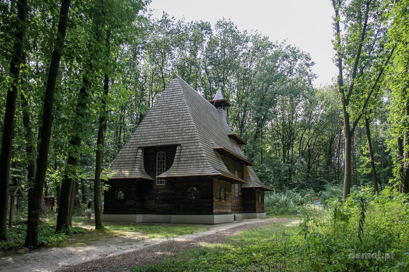 Budynek kościoła w Gaju Szewczenki