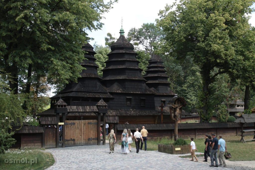 Jedna z najstarszych cerkwi w Gaju Szewczenki