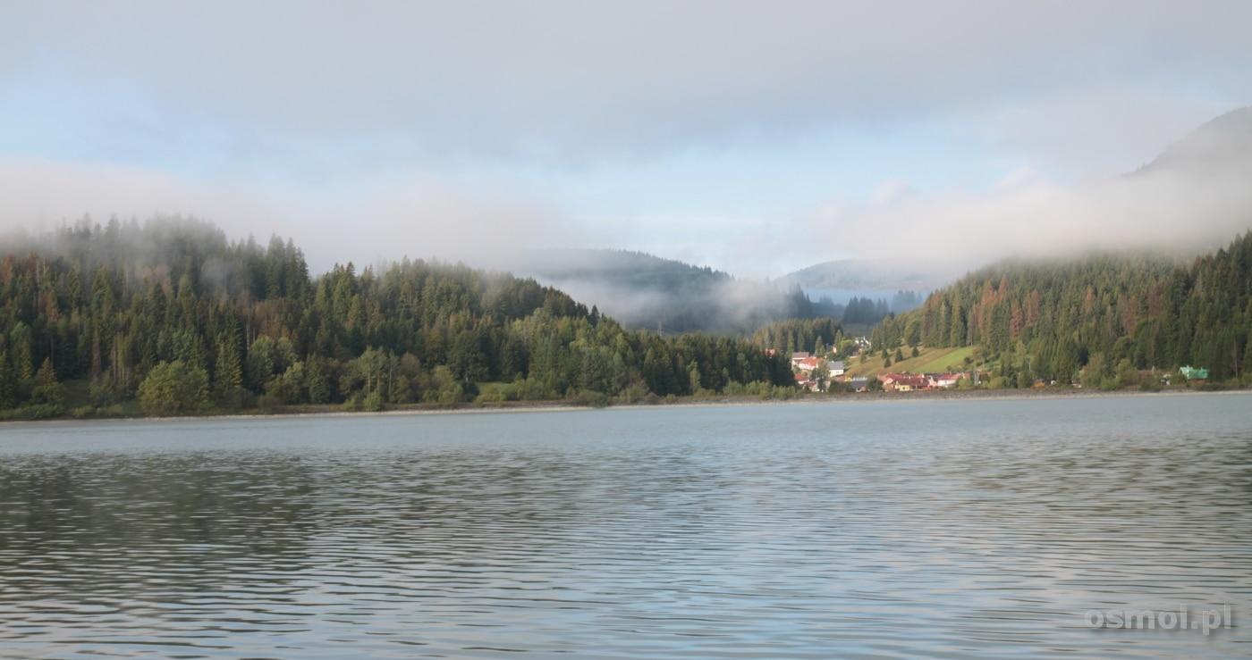 Jezioro Dedinky