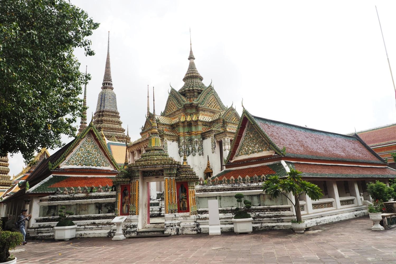 Świątynie w Wat Pho Bangkok