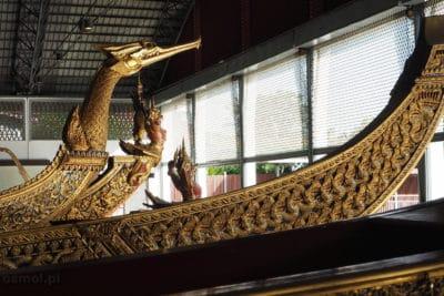 Bangkok Muzeum Królewskich łodzi