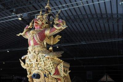 Muzeum Królewskich Łodzi w Bangkoku