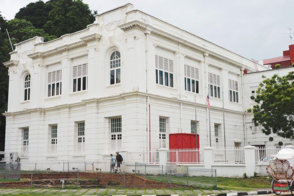 Stary budynek w Malakce