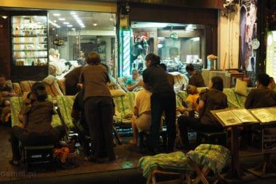 Masaż na Soi Rambuttri w Bangkoku