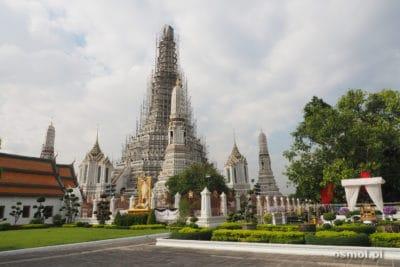 Świątynia Wat Arun w Bangkoku