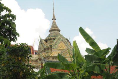 Kompleks Wat Pho w Bangkoku