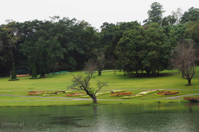 Ogród Botaniczny Pyin Oo Lwin w Birmie