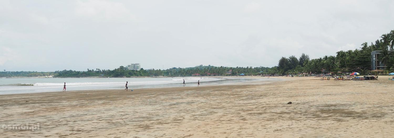 Plaża w Chaung Tha