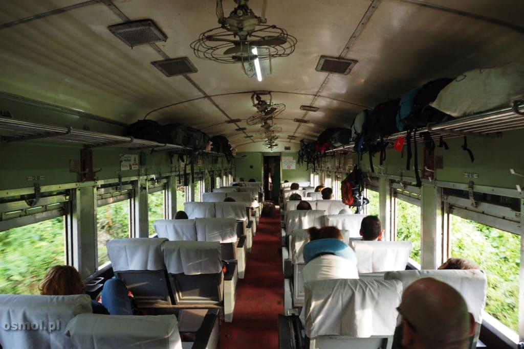 Wagon pierwszej klasy w Birrmie