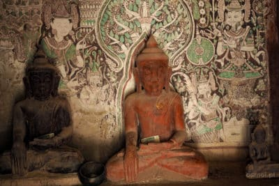 Budda w Pho Win Daung