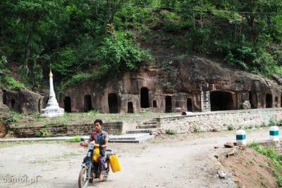 Pho Win Daung w Birmie