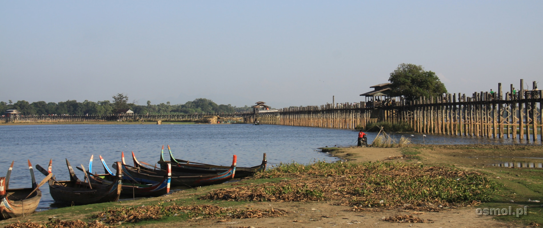 Most U Bein Birma
