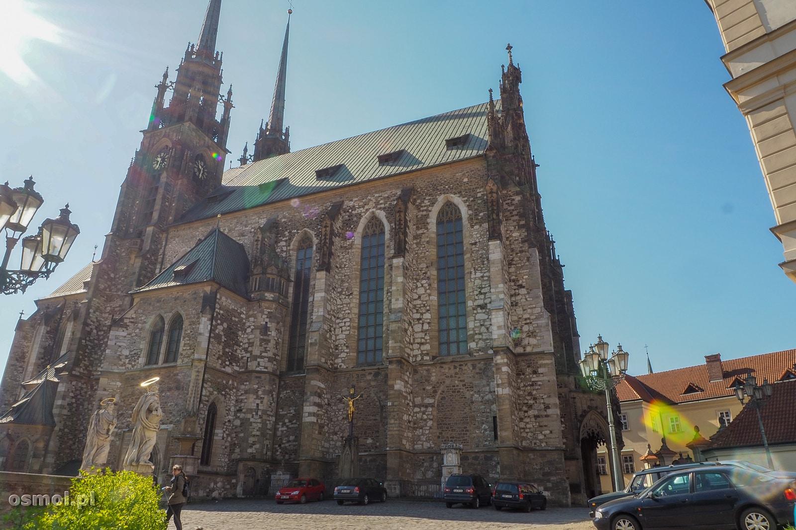Kościół świętego Piotra i Pawła w Brnie