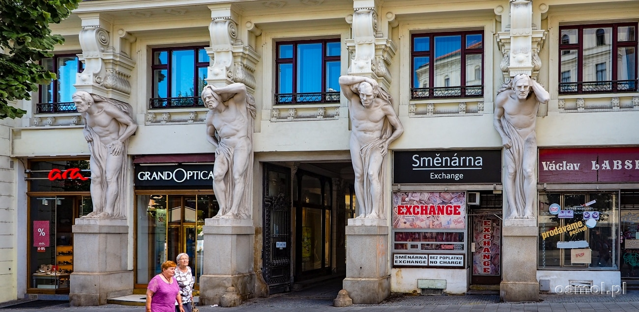Brno - Dom Pod Czterema Gburami