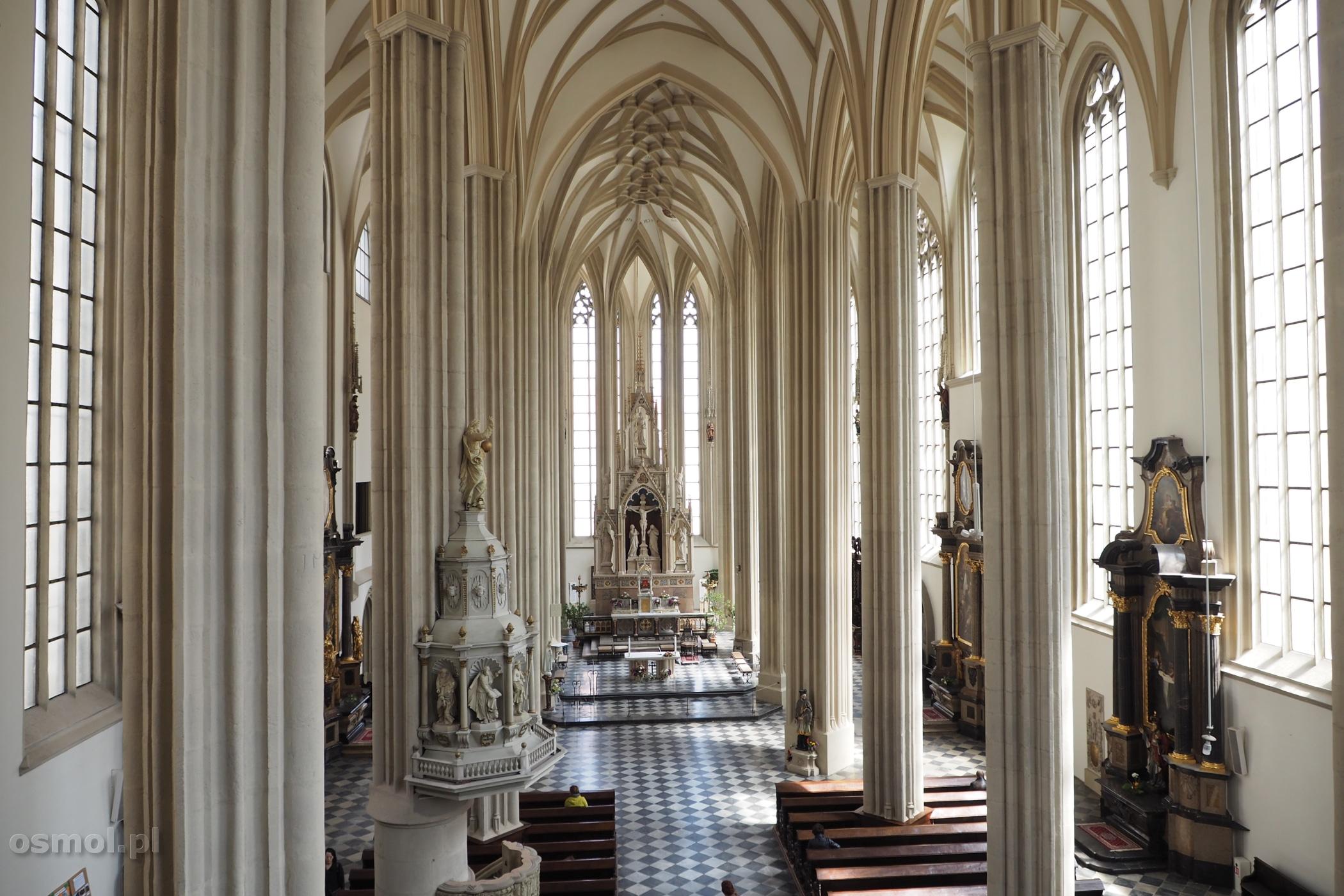 Kościół świętego Jakuba w Brnie