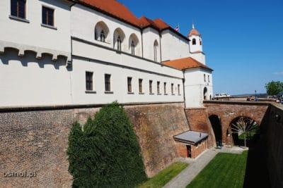 Zamek Špilberk w Brnie