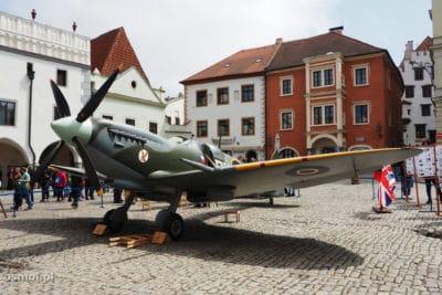 Samolot na rynku miejskim