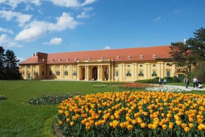 Pałac Lednice w Czechach