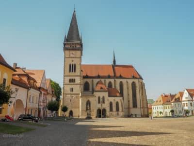 Kościół św. Idziego w Bardejovie