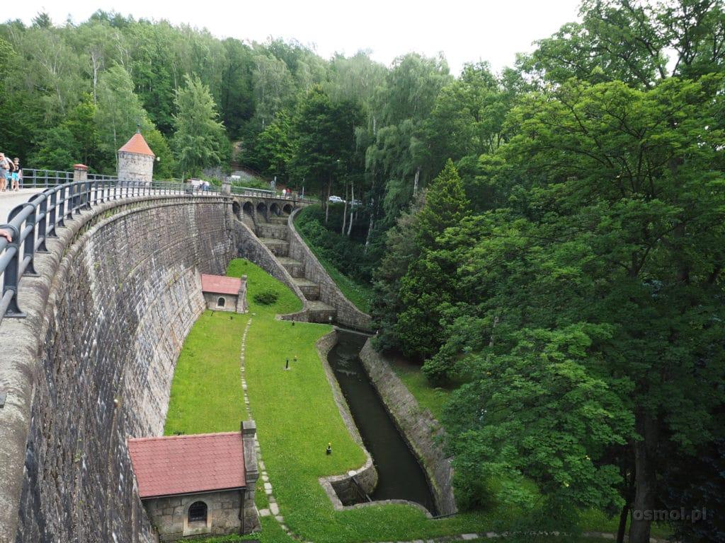 Zapora wodna w Libercu - Czechy