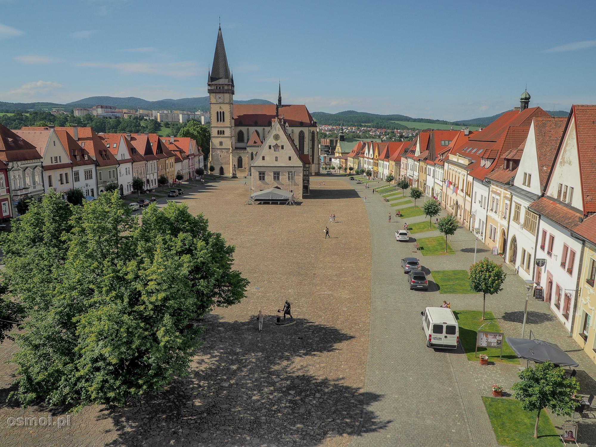Bardejov Rynek Słowacja