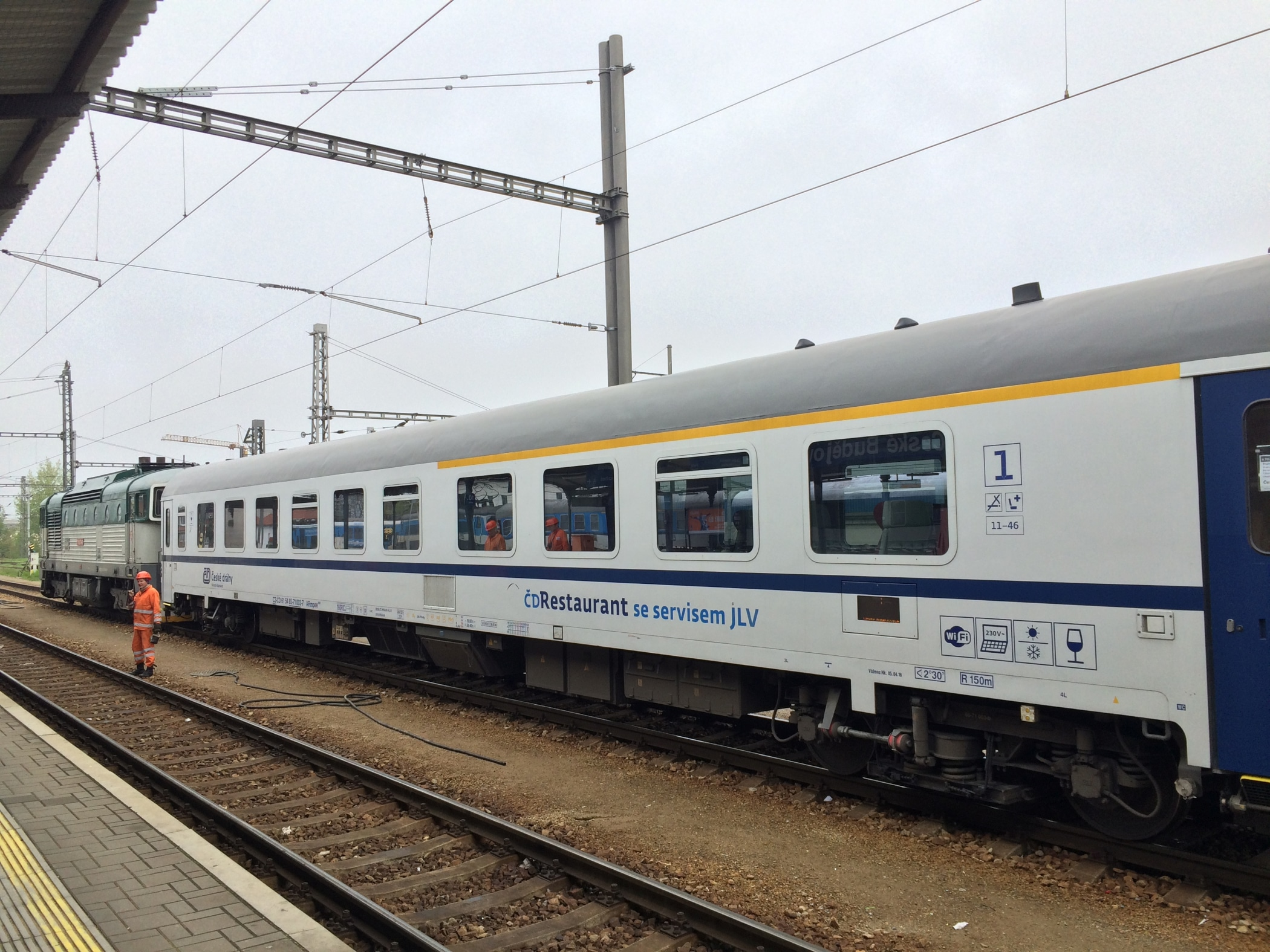 Pociąg Czeskich Drah