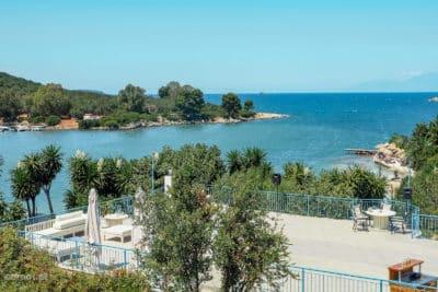 Morze w Ksamilu Albania