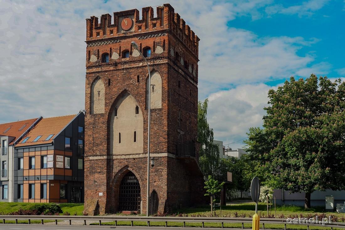 Brama Mariacka w Malborku