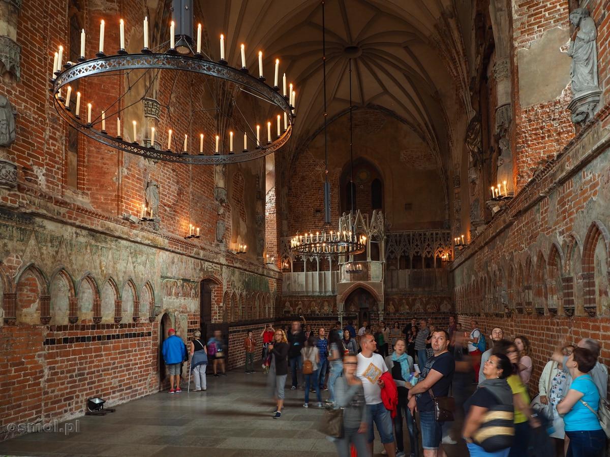 Kościół Najświętszej Marii Panny na zamku w Malborku