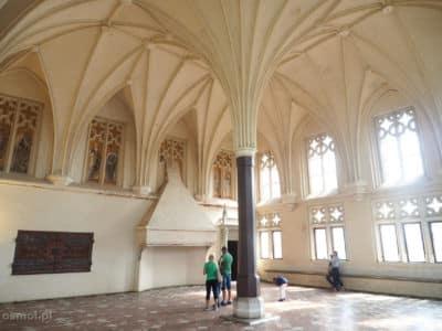 Letni Refektarz na zamku w Malborku