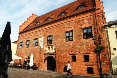 Stary dom w Kownie
