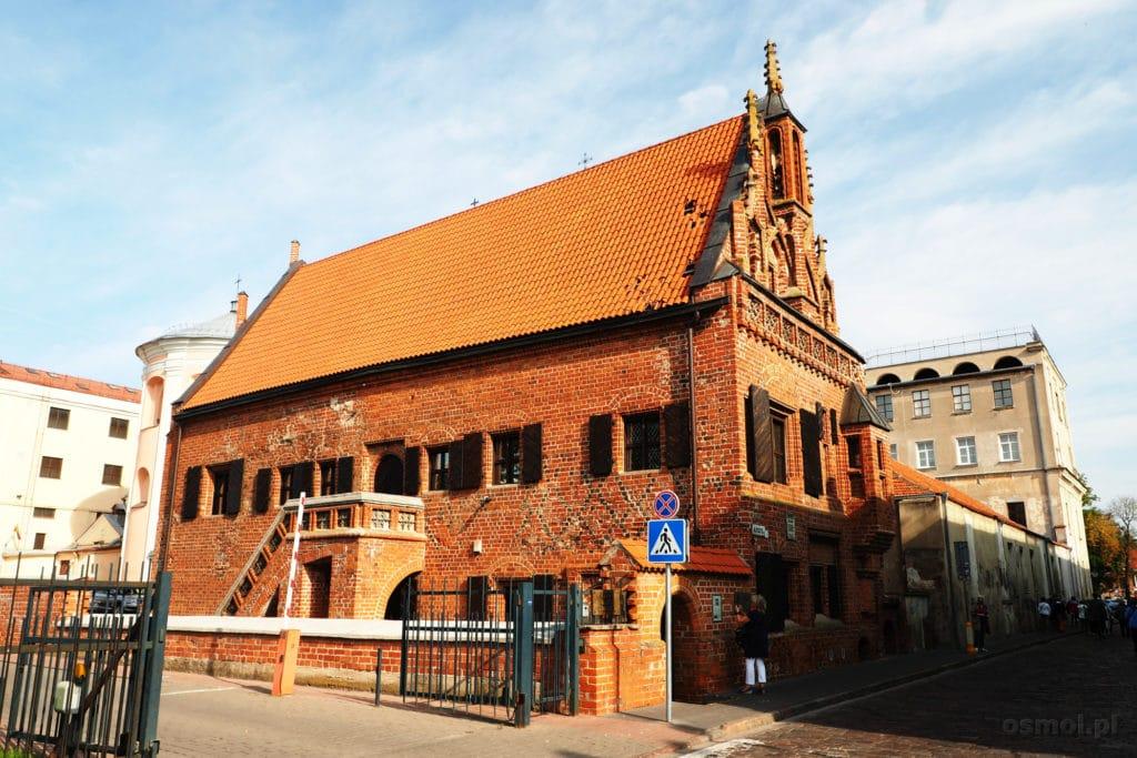Dom Percuna w Kownie