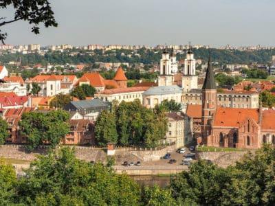 Panorama Kowna