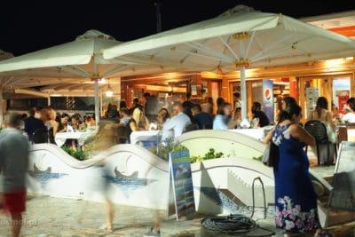 Restauracja w Sarandzie Albania