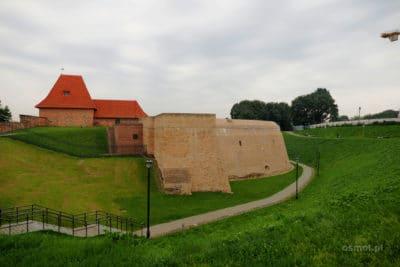 Dawne fortyfikacje Wilna