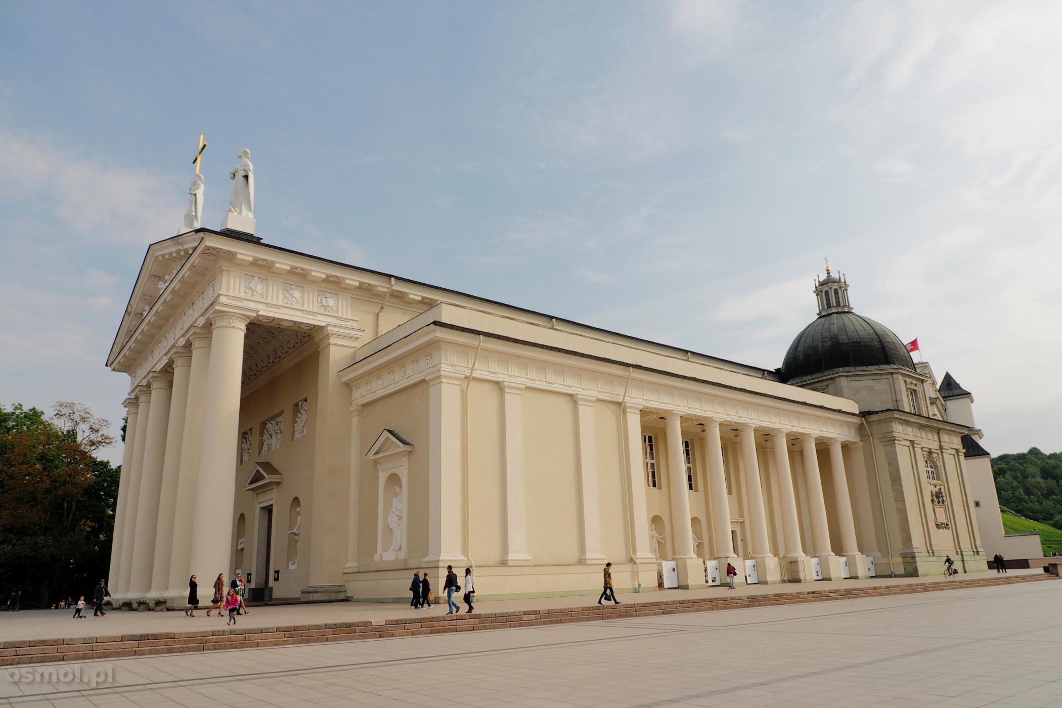 Katedra w Wilnie