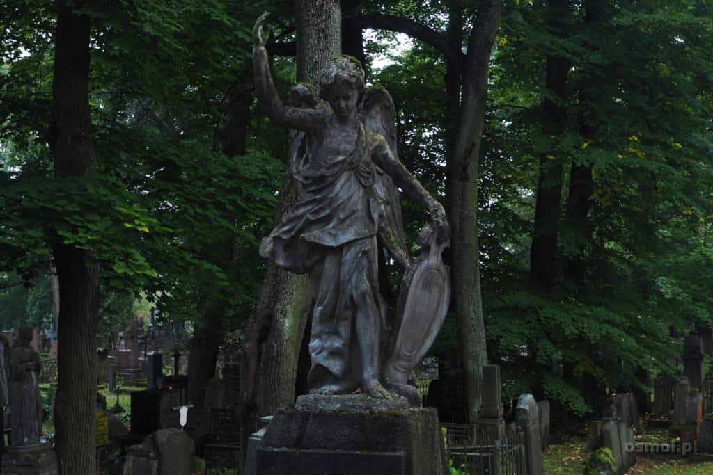 Pomnik na Cmentarzu Bernardyńskim