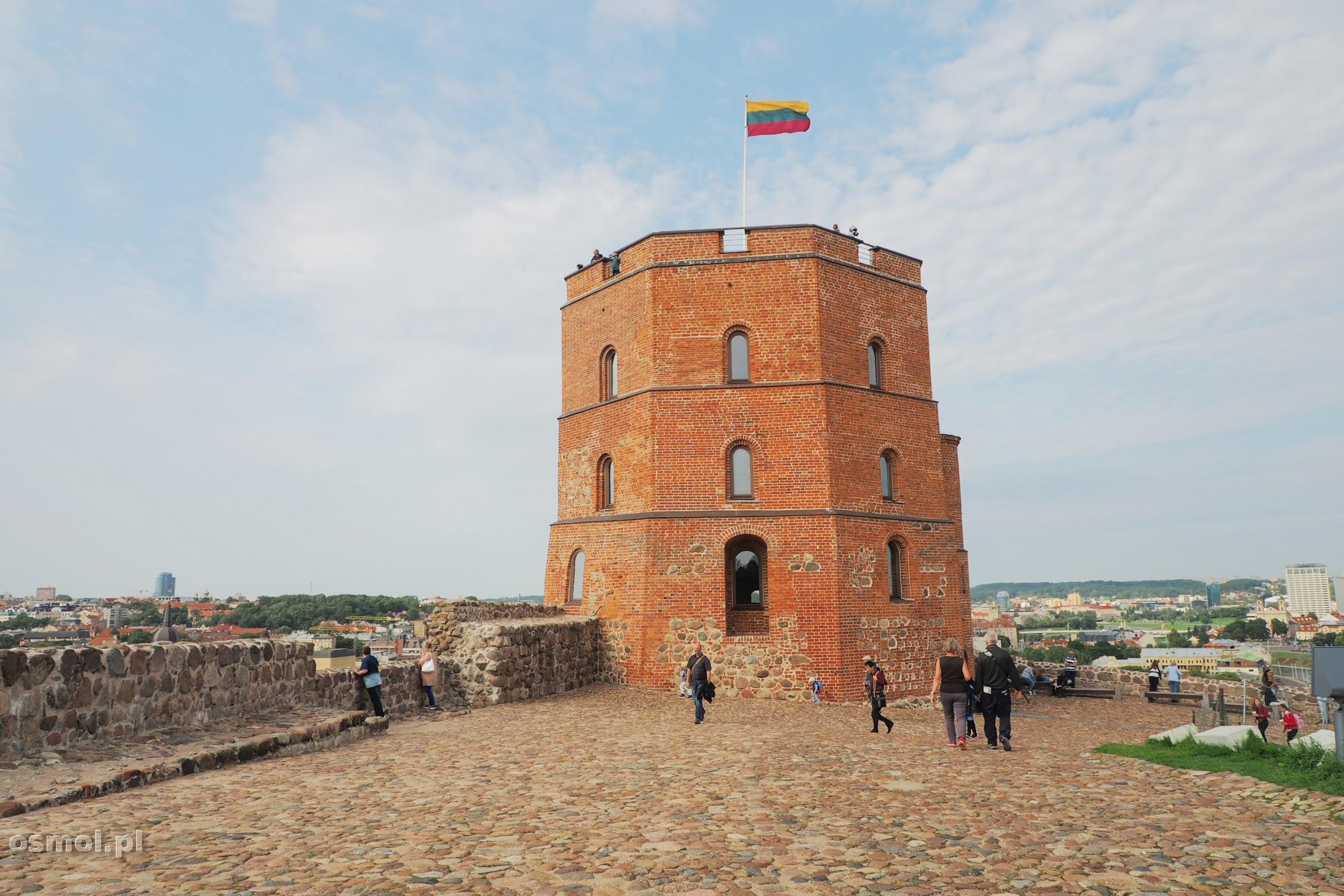 Wieża lub też baszta Giedymina