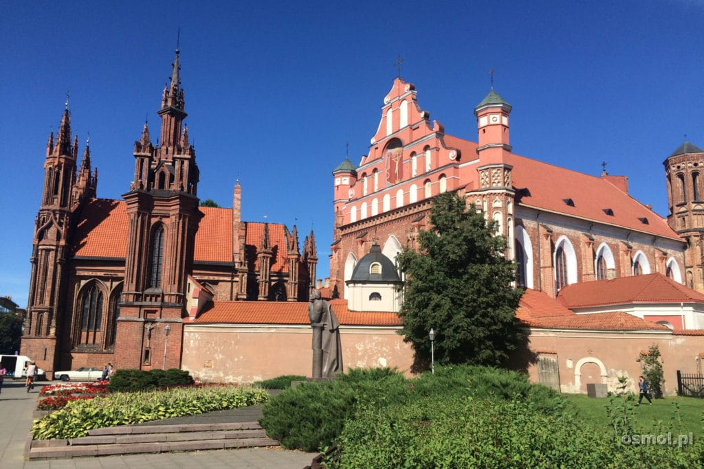 Kościół św. Anny i Bernardynów w Wilnie