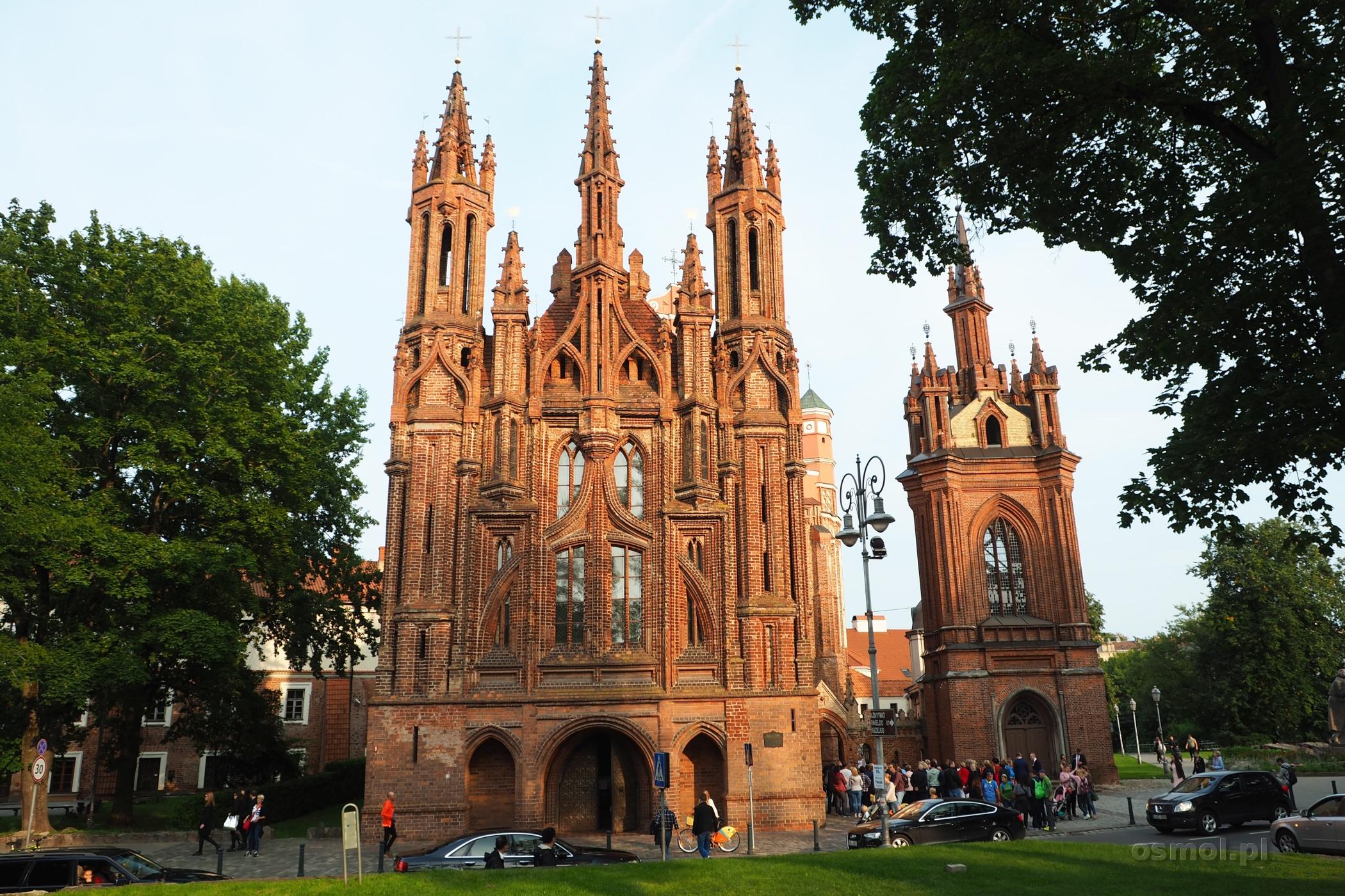 Kościół św. Anny - późnogotycka perełka architektury