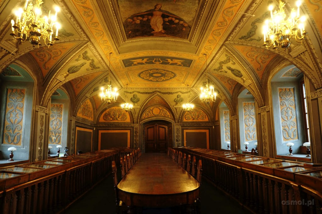 Sala Franciszka Smuglewicza na Uniwersytecie Wileńskim