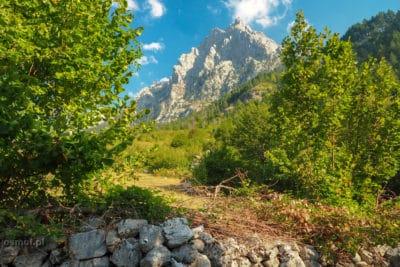 Na szlaku w Górach Przeklętych