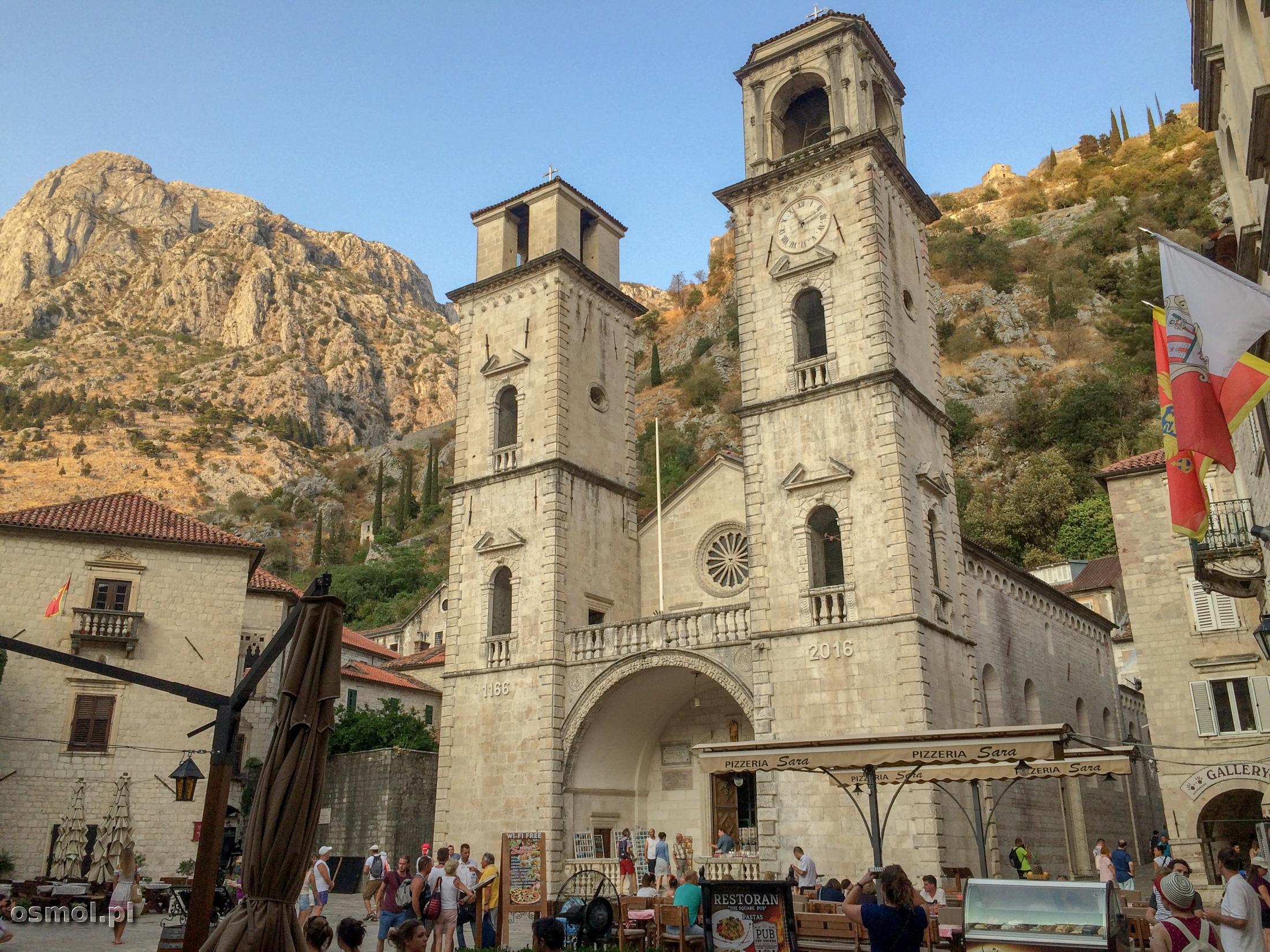 Kotor katedra św. Tryfona