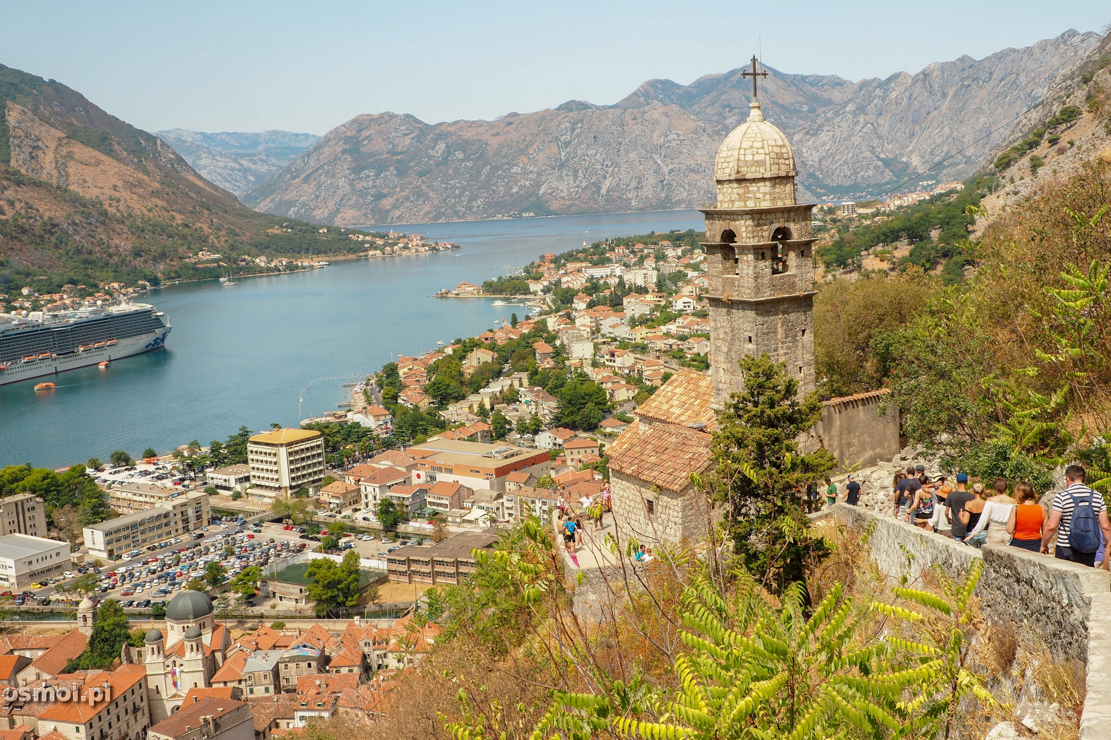 Kosciolek Matki Boskiej od Zdrowia w Kotorze