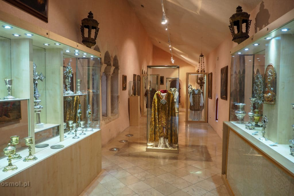 Kotor muzeum w katedrze